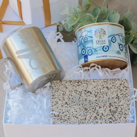 Gift Box Hora do Chá