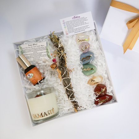 Gift Box 7 Chakras