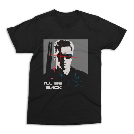 Camiseta Exterminador do Futuro