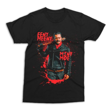 Camiseta Negan - The Walking Dead