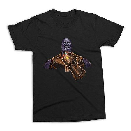 Camiseta Thanos - Guerra Infinita