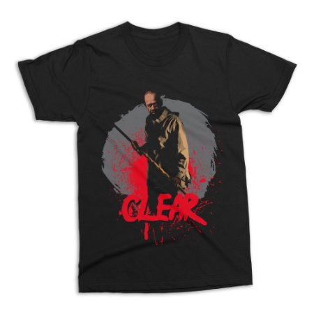 Camiseta Morgan - The Walking Dead