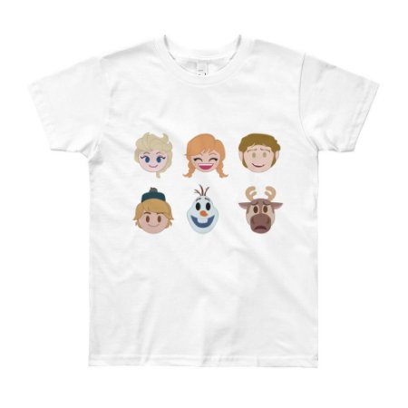 Camiseta Frozen - Infantil