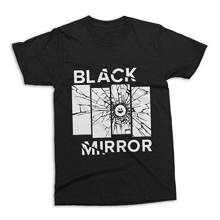Camiseta Black Mirror (Tamanho G)