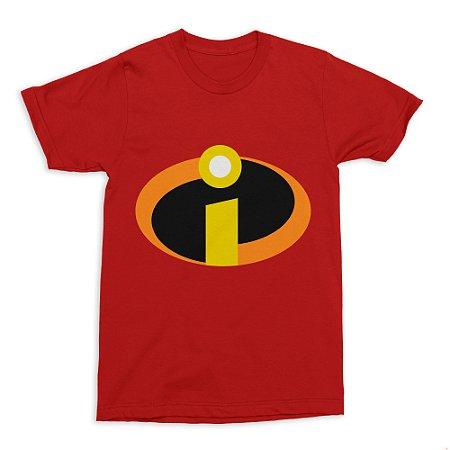 Camiseta Os Incríveis (Tamanho G)
