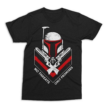 Camiseta Star Wars - Boba Fett