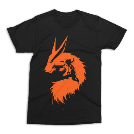 Camiseta Naruto Modo Kurama