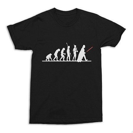 Camiseta Star Wars (Preta)