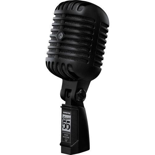 Shure Super 55 Black Edition - Edição Limitada