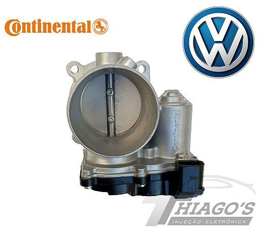 Corpo de borboleta - TBI Volkswagen Fox / Gol / Golf / Saveiro / Voyage 1.6 Flex - 032133062B