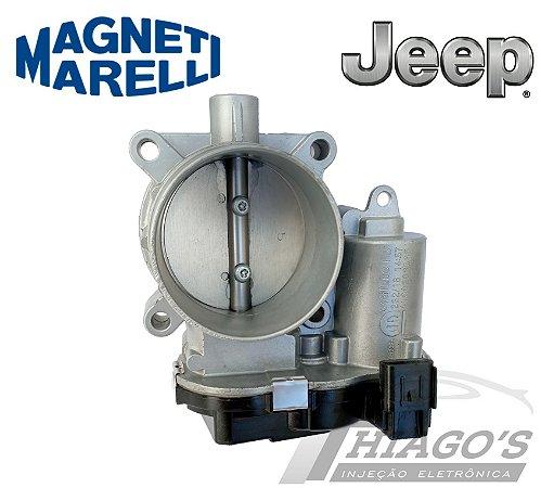 Corpo de borboleta - TBI Jeep Compass 2.0 16v Flex - 64GTE6CHB