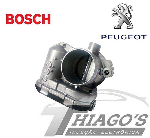 Corpo de borboleta - TBI Peugeot 206 / 207 / C3 1.4 8V Flex - 0280750228