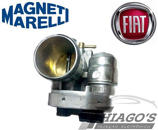 Corpo de borboleta - TBI Fiat Palio / Siena / Doblo 1.8 8v Gasolina - 48SMG1
