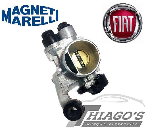 Corpo de borboleta - TBI Fiat Palio / Uno / Siena 1.0 / 1.3 Gasolina - 34SXFE4