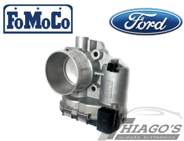 Corpo de borboleta - TBI Ford Ka / Focus / New Fiesta 1.5 / 1.6 - 0280750535