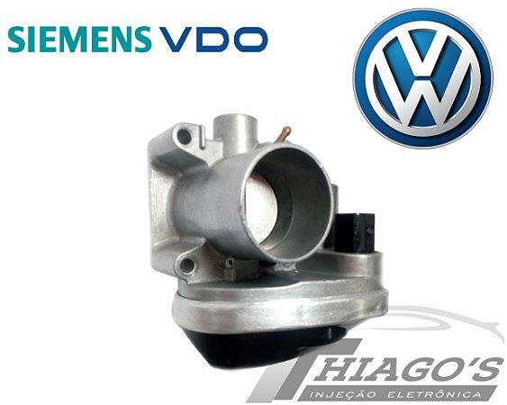 Corpo de borboleta - TBI Volkswagen Gol / Parati / Fox 1.0 Flex - 030133062D / 408238371004