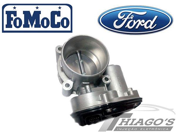 Corpo de borboleta - TBI Ford Fusion 2.5 - 3.0 V6 / Ranger 2.5 Flex - G273N / 9L8E-9F991-BC / BE / DS7Z9E926DM