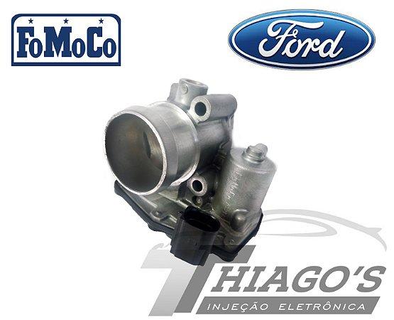 Corpo de borboleta - TBI Ford Ka 1.0 - A32EB 50989002 / CM5G-9F991-FB / CM5G-9F991-FC / CM5G9F991FC