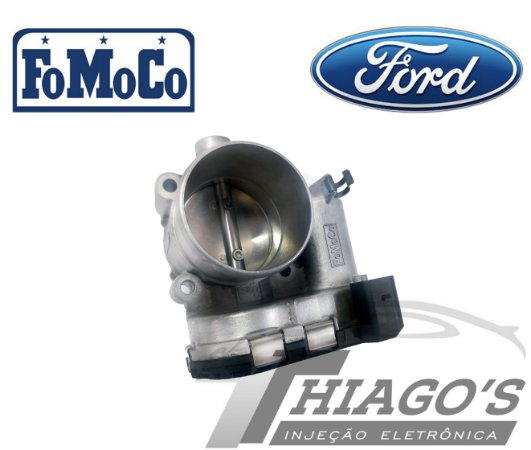 Corpo de borboleta -  TBI Ford Ecosport / Focus 1.6 16v Flex - 0280750560 / 7S7G-9F991-B7A