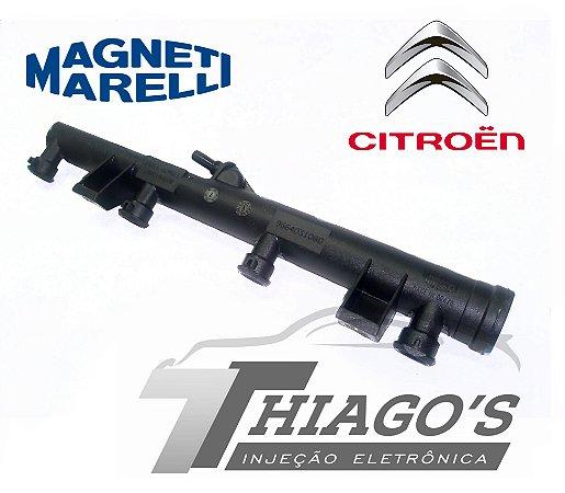 Flauta De Combusíivel Citroen C4 /Peugeot 307 - 408 / 9664031080