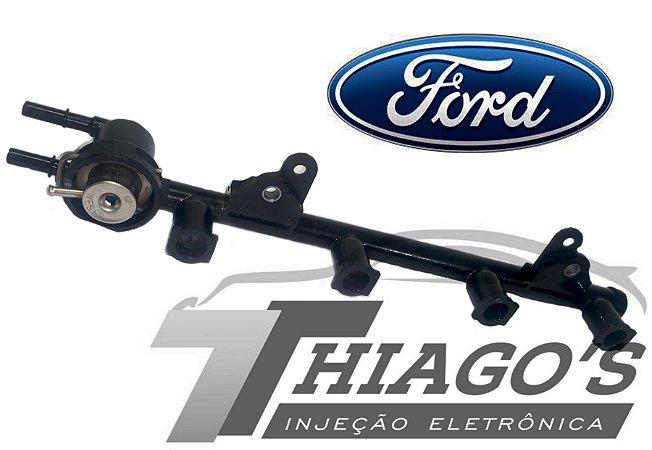 Flauta de combustível - Ford Ka / Courier / Ecosport  9D280-A1B