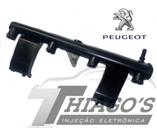 Flauta de combustível - Peugeot 206 / Xsara Picasso - 9636520780
