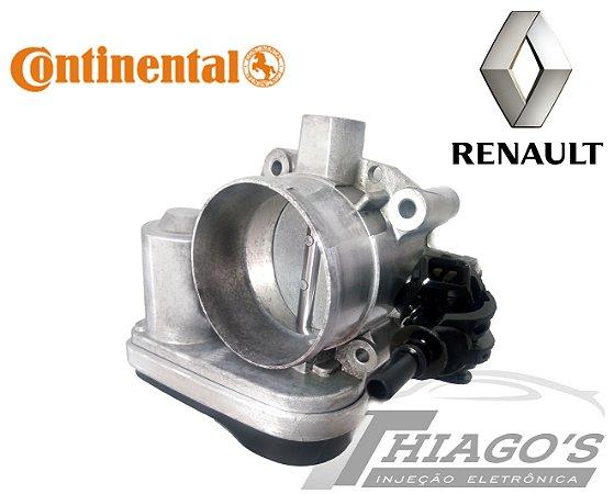 Corpo de borboleta - TBI Renault Fluence 2.0 16v - A2C53374432 / H8201064751