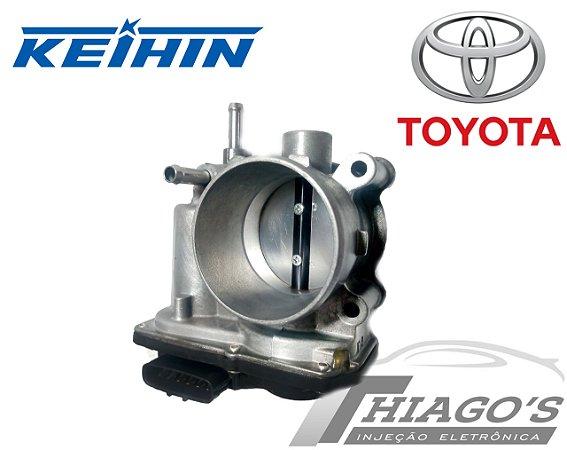 Corpo de borboleta - TBI Toyota Corolla 2.0 Flex -  22030-37050
