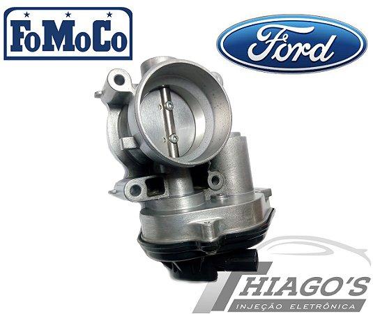 Corpo de borboleta - TBI Ford Ecosport / Focus 1.8 / 2.0 16v - VP4M5U-9E927-DC
