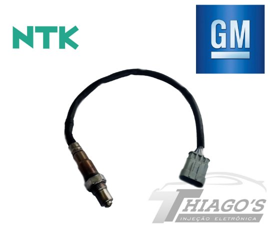 Sonda lambda - GM Spin / Cobalt Flex  - 0258010293 - 24579154