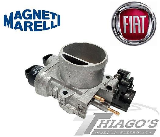 Corpo de borboleta - TBI Fiat Uno / Palio / Siena 1.0 - 1.5 Álcool - 38SXBF02