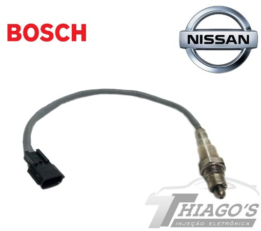 Sonda lambda - Nissan Versa / March 1.0 - 1.6 16v Flex  0258030173