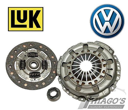 Kit Embreagem Luk - Volkswagen Fox / Polo / CrossFox / Saveiro / Gol G5 / UP 1.0 - 1.6 - 620312700