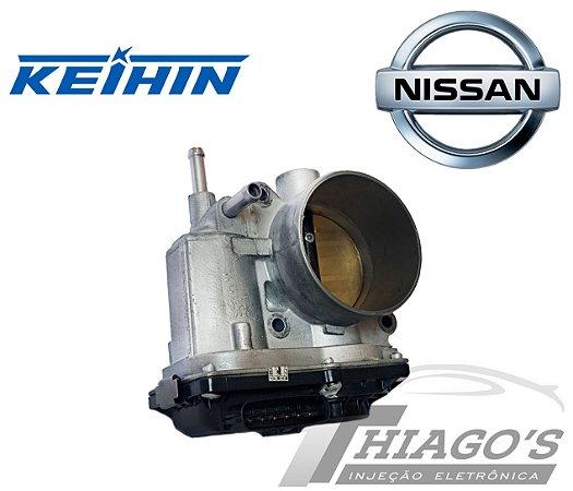 Corpo de borboleta - TBI Nissan Sentra / Versa / Tiida 2.0 16v - ET-A60-02A