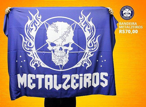 Bandeira metalzeiros 1