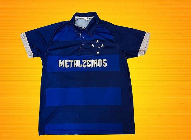 Nova Camisa Metalzeiros