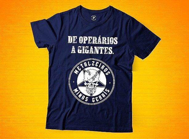 Camisa De Operários a Gigantes