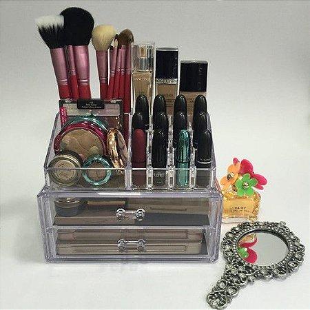 Porta Maquiagens em Acrilico Organizador 6