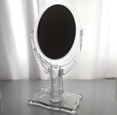 Espelho de Mesa para Maquiar Oval