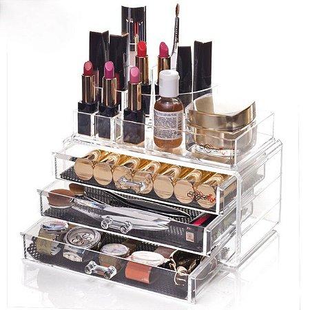 Porta Maquiagem de Acrílico Organizador 149