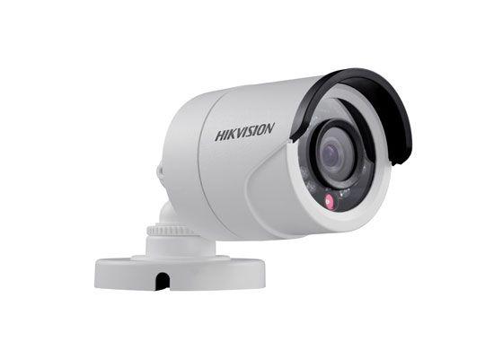 Câmera Bullet Analógica Hikvision Turbo HD 1MB/720P HDTVI / 3.6mm Fixa / Smart IR 20m / IP66