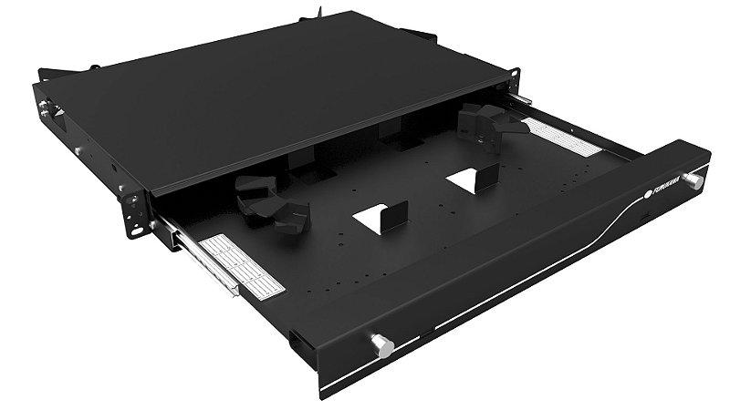 Distribuidor Optico A270 Módulo Basico Furukawa - Preto