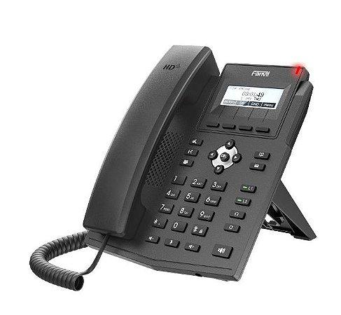 Telefone IP Fanvil X1S c/ Fonte s/ PoE