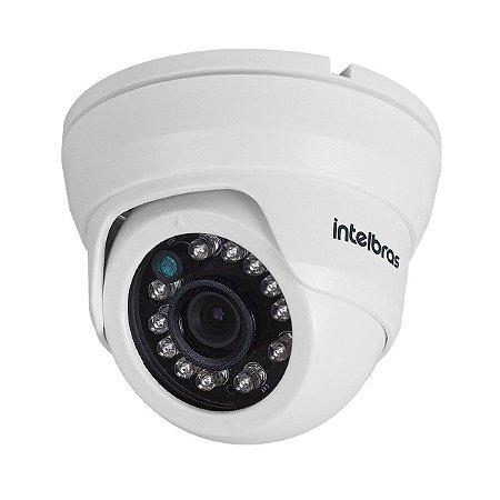 Câmera Dome Infra Intelbras Vmd 1010 Ahd Hd 720p Segurança