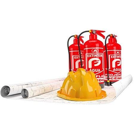 Projeto Técnico de Segurança Contra Incêndio