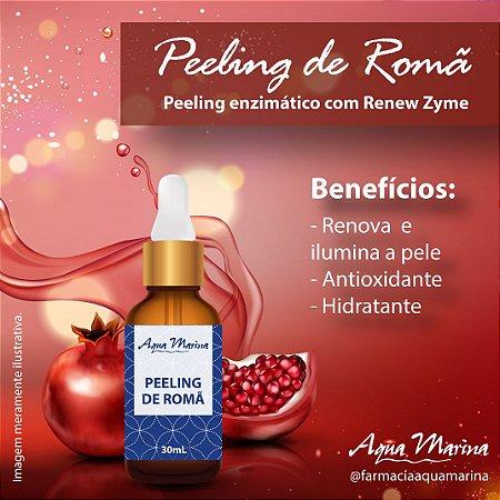 Peeling de Romã