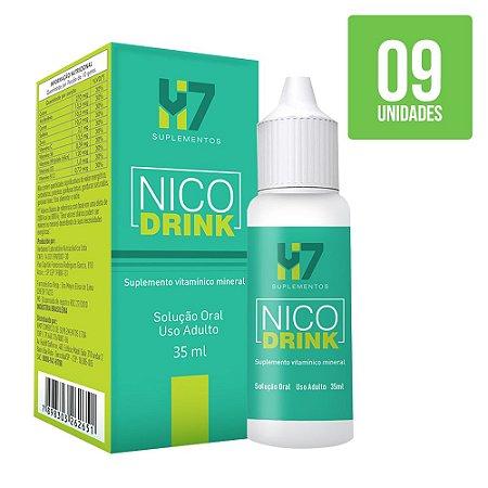 Nicodrink - 09 Unidades