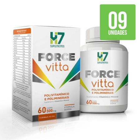 Force Vitta - 09 Unidades