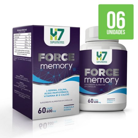 Force Memory - 06 Unidades