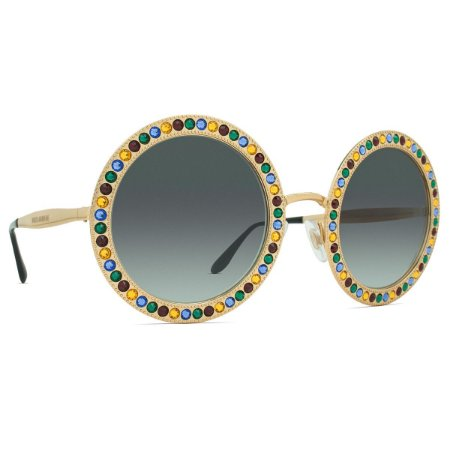 41b51687c Óculos de Sol Dolce e Gabbana DG2170B 02/8G-51 - Dourado - Desapego ...